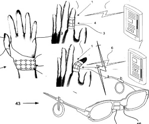 Nokia patents controller fabric