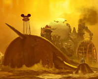 Spector's Epic Mickey is a Wii game