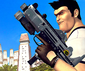 Serious Sam voice actor for hire to fans