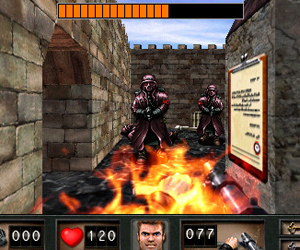Wolfenstein RPG released for iPhone