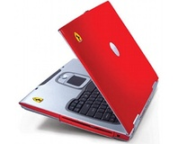 Acer announces Ferrari netbook