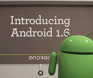 Android 1.6 SDK launched