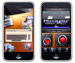 C64 iPhone emulator released