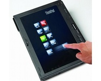 Lenovo makes multi-touch, anti-glare screens
