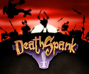 Ron Gilbert's DeathSpank unveiled