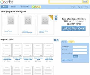 Scribd sued for copyright infringement