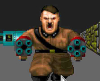 Swastika prompts German Wolfenstein recall