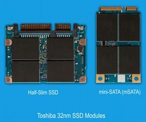 Toshiba unveils ultra-slim SSDs