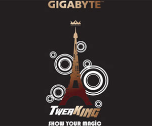 Czech Rep wins Round 1 of Gigabyte TweaKING compo