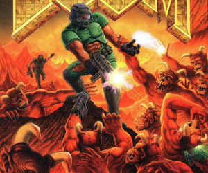 Doom boxart artist dies of heart attack