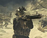 Modern Warfare 2 has third-person view