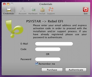 Psystar launches Mac OS install tool
