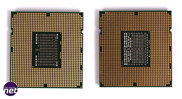 Six-core Core i7s photographed in the bit-tech lab Six-core Core i7s spotted in the bit-tech lab