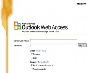 Websense warns over OWA attack