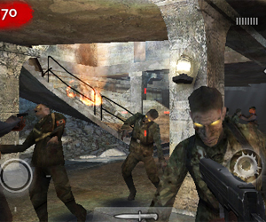 Call of Duty: Zombies appears on iPhone