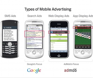 Google aquires VoIP, mobile ad outfits