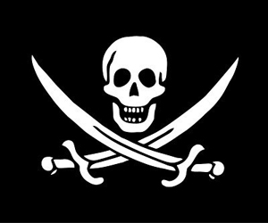 UK trade group says piracy not a big issue