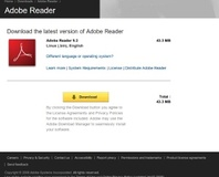 Adobe Acrobat, Reader under attack