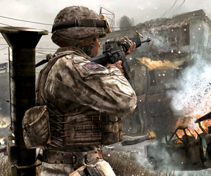 Modern Warfare 2 PC mod tools hinted at