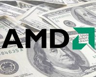 AMD finally makes a profit