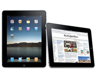 Apple launches iPad tablet