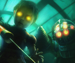 BioShock 2 has no LAN or dedicated servers