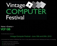 First Vintage Computer Festival hits Britain