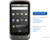 Nexus One suffers T-Mobile issue