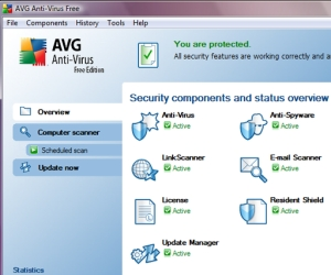 AVG Free is best free anti-virus