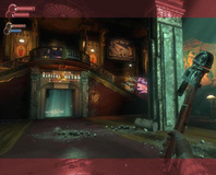 BioShock 2 PC crops widescreen