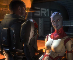 "Bioware: Shepherd ""is heterosexual by choice"""