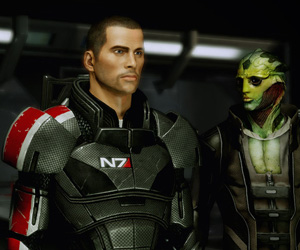 EA: More Mass Effect for early 2011