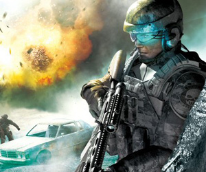 Ubisoft announces Ghost Recon: Future Soldier