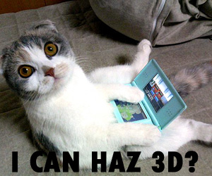 Nintendo announces new, 3D DS