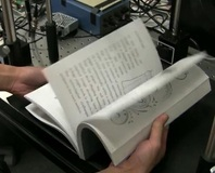 Scientists develop super-fast book scanner