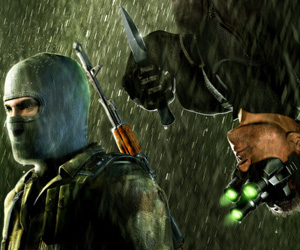 Ubisoft speeding up Splinter Cell sequels
