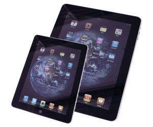 Apple making smaller iPad?