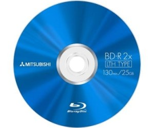 BDXL promises 128GB Blu-ray discs
