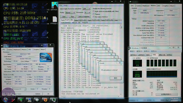 G.Skill shows off 2,500MHz DDR3 G.Skill shows off its 2,500MHz DDR3