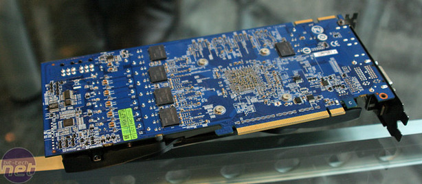 Gigabyte shows Super Overclocked Radeon HD 5870 Gigabyte shows its Super OC Radeon HD 5870