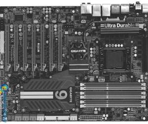 Gigabyte X58A-UDP7 shot leaked