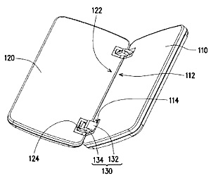 HTC dual-screen 'Courier' patented