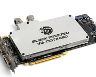 Inno3D previews Black Freezer GTX 400 series