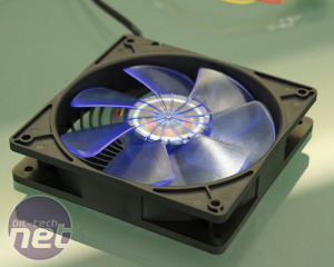 "Silverstone's ""Air Penetrator"" fan not as kinky as it sounds Sivlerstone's ""Air Penetrator"" fan not as kinky as it sounds"