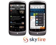 Skyfire brings Flash video to Android