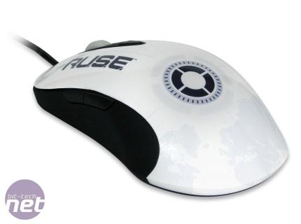 SteelSeries unveils R.U.S.E. mouse, mat