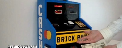 The LEGO cashpoint