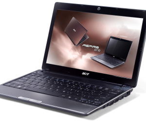 Acer launches AMD-based netbooks
