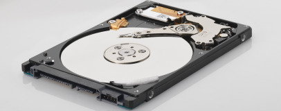 "Distributor announces 2.5"" 15K hard drive"