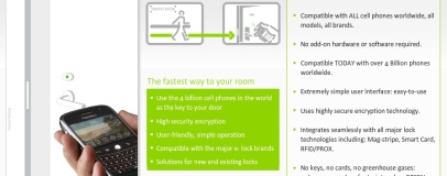 Holiday Inn tests smartphone key app
